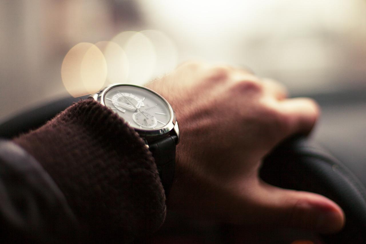 Orologio da polso, foto generica da Pixabay