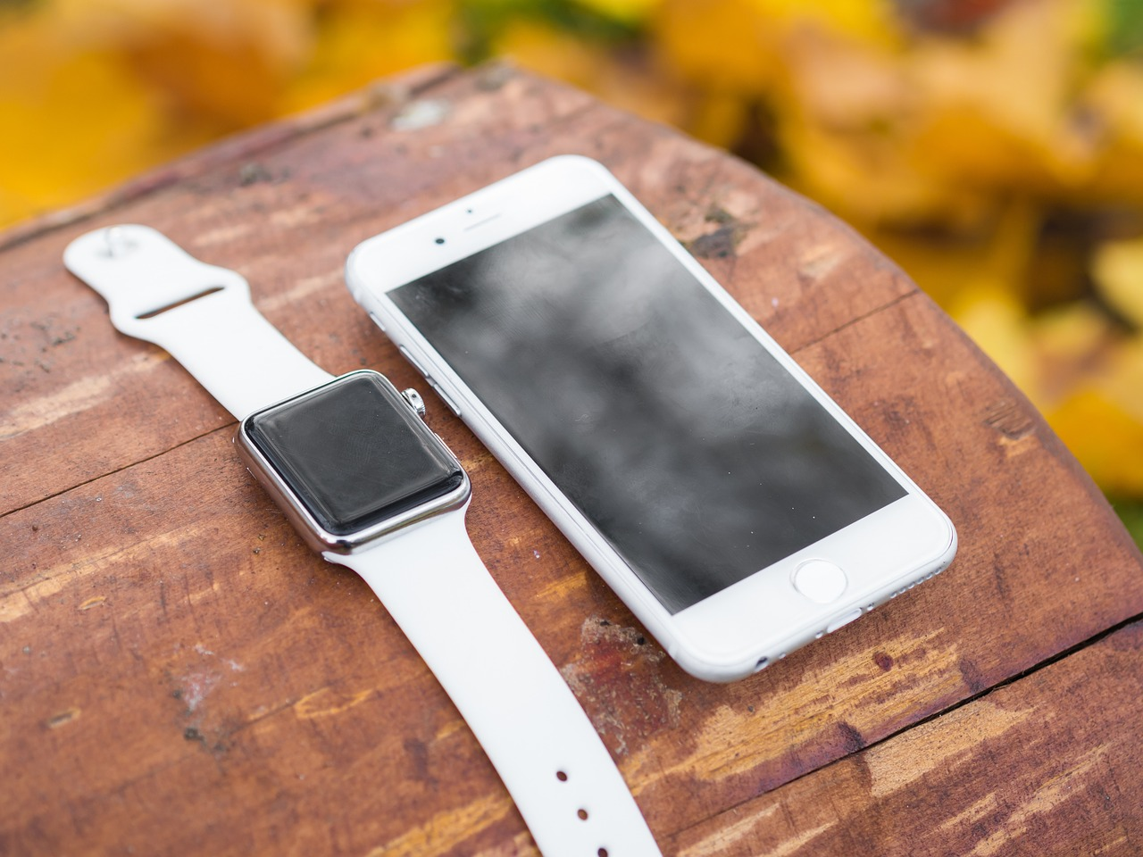 Apple smartwatch, foto da Pixaabay