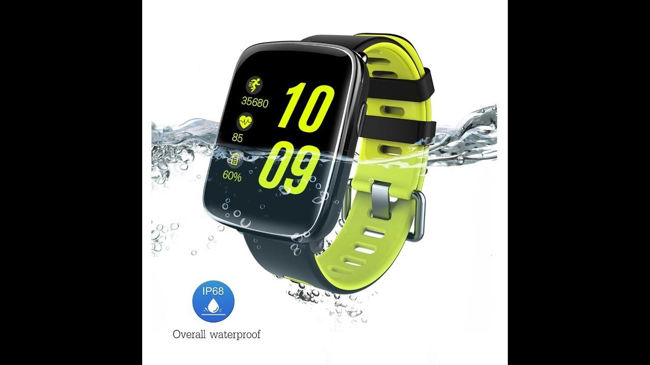 L'orologio Yamay Ip68