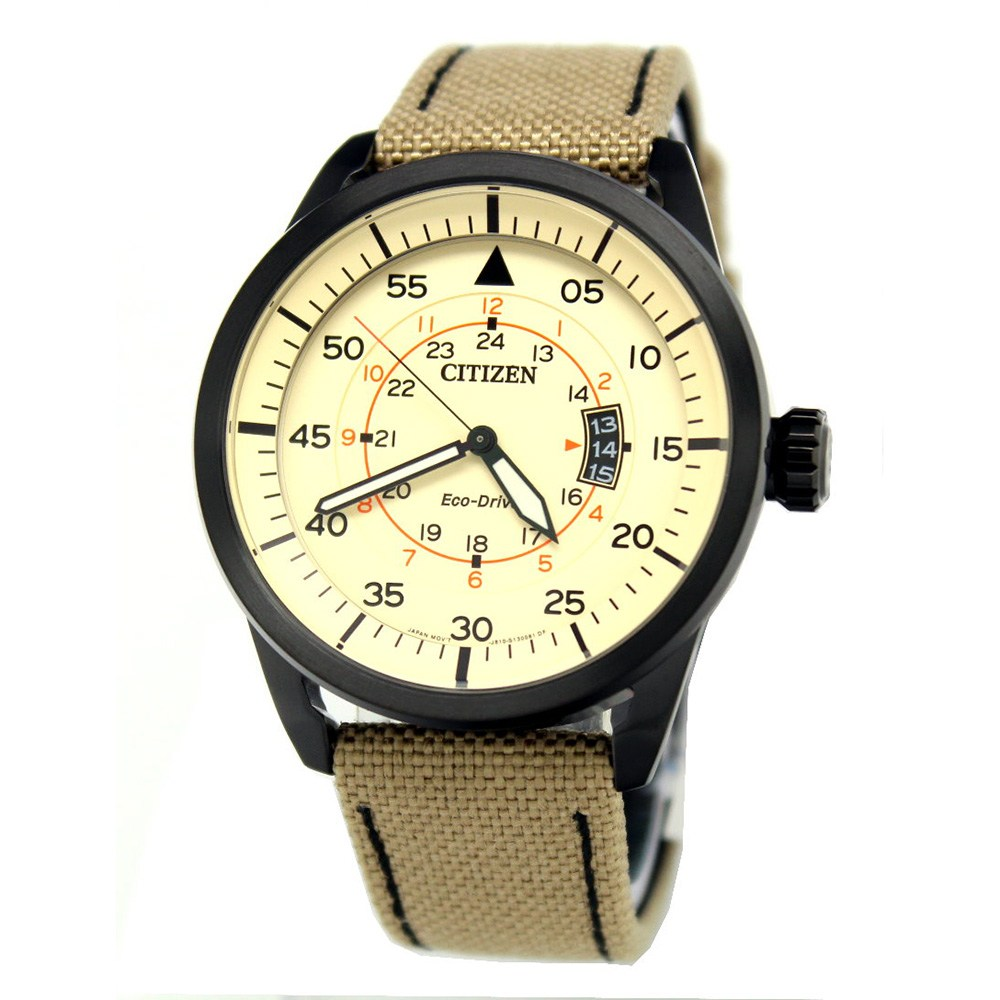 Citizen Aviator Eco Drive AW1365-19P