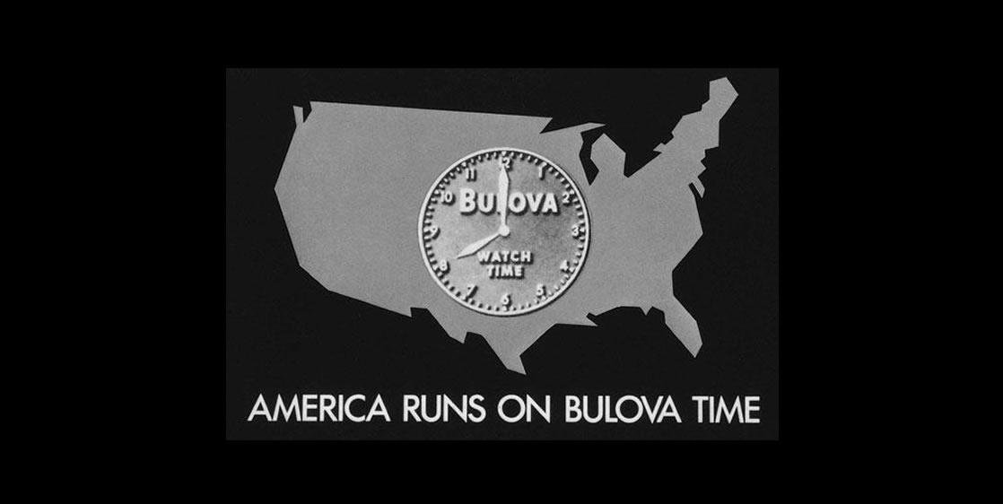 Il segnale orario? Fu inventato dall'azienda di orologi Bulova