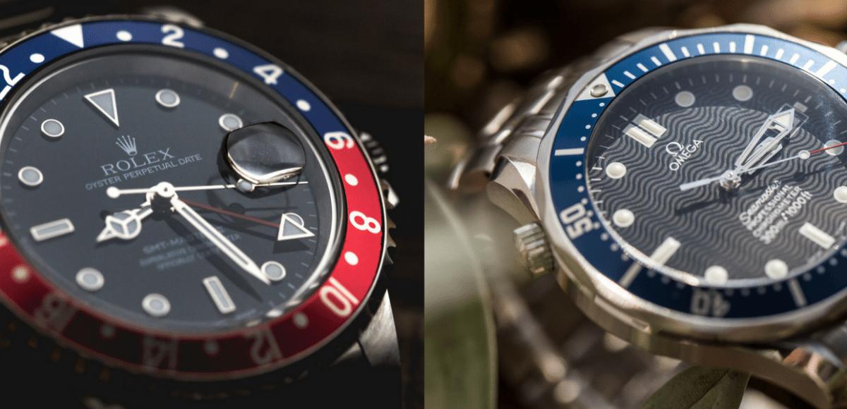 Rolex oppure Omega? Quale orologio scegliere?
