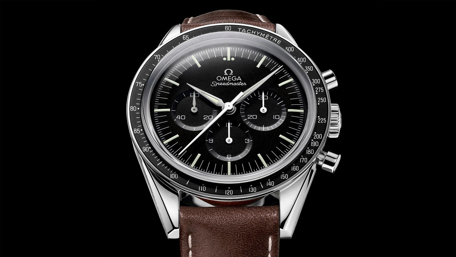Omega Speedmaster, il primo orologio sulla luna