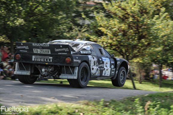 Eberhard premia i vincitori del Rally Legend di San Marino