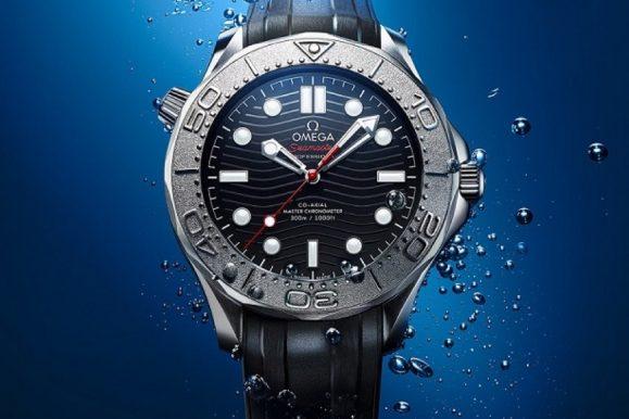 Omega Seamaster Diver 300M Nekton, il diver che protegge gli oceani