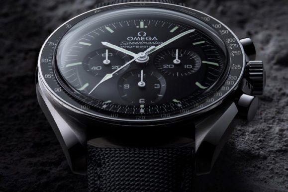 Orologi Omega, il Moonwatch è ora certificato Master Chronometer