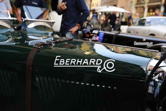 Gran Premio Nuvolari, gli orologi di Eberhard & Co sono ancora partner