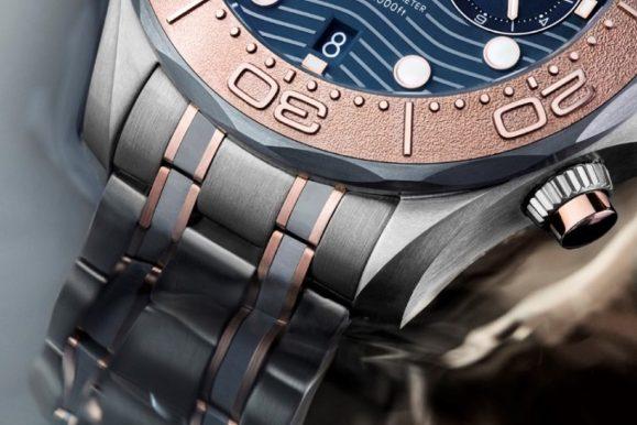 Omega, ecco il Seamaster Diver 300M Cronografo… tra oro, titanio e tantalio