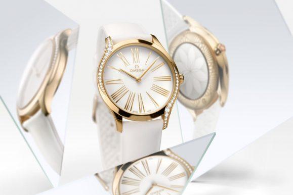 Orologi da donna: Omega lancia i nuovi modelli della collezione De Ville Trésor