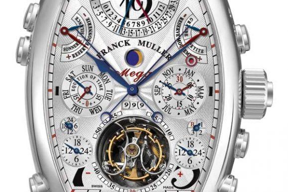 Orologio Aeternitas Mega 4 di Franck Muller: il più complicato del mondo