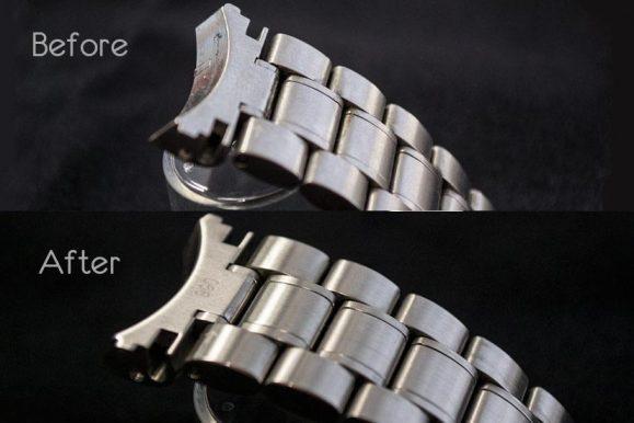 Come pulire il bracciale di un orologio e togliere i graffi: consigli utili