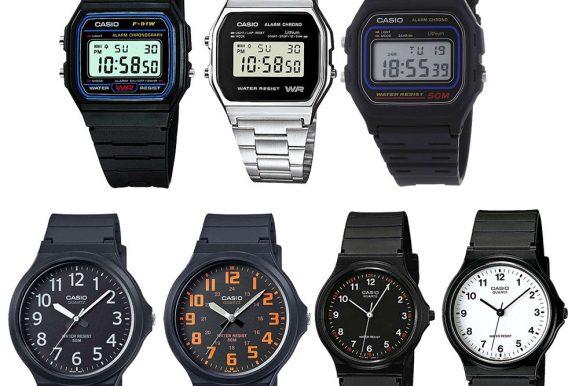 Orologi Casio: basso prezzo e alta qualità, i segreti del successo Made in Japan
