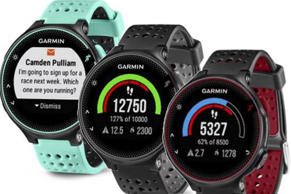 Garmin Forerunner 235: lo smartwatch per veri amanti della corsa
