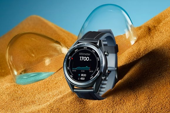 Huawei Watch GT per lo sport: la nostra recensione (sportwatch)