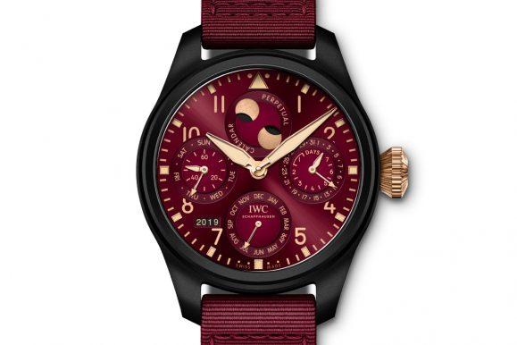 Iwc, un orologio in 100 esemplari rende omaggio a Lewis Hamilton
