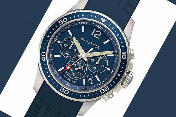 Nautica, non solo scarpe: orologi Made in Italy con qualità svizzera