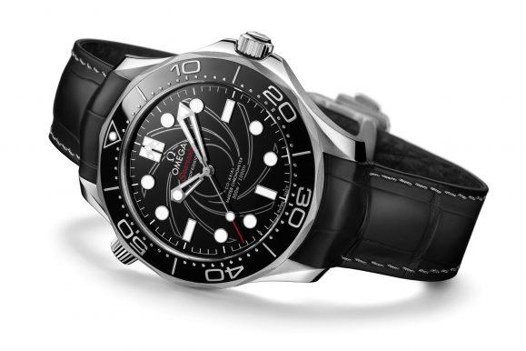 Seamaster Diver 300M James Bond: un'edizione numerata in oro e platino