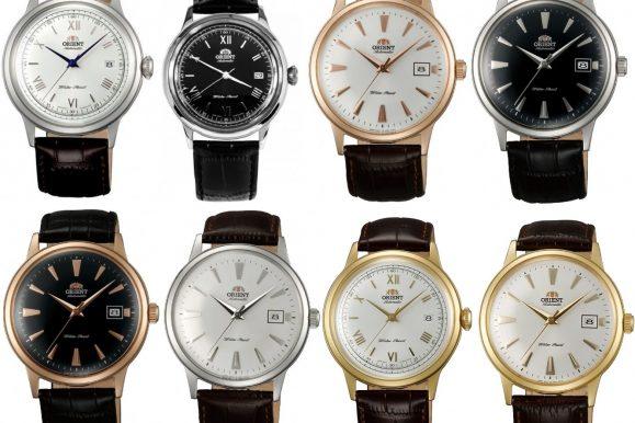 Gli orologi Orient Bambino: giapponesi, belli, automatici e rigorosamente low cost
