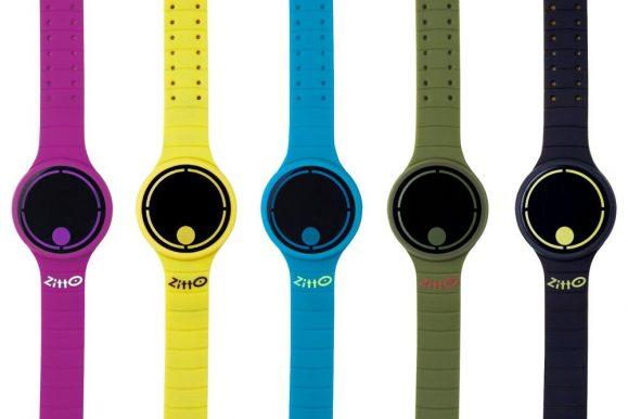 Orologi Zitto, un must colorato e tecnologico per bambini e… bambinoni