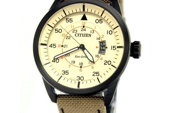 Citizen Aviator Eco Drive: l'orologio giusto da indossare tutti i giorni