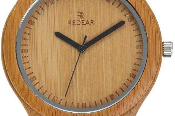 L'eco-orologio in legno (di bambù) che spopola su Amazon