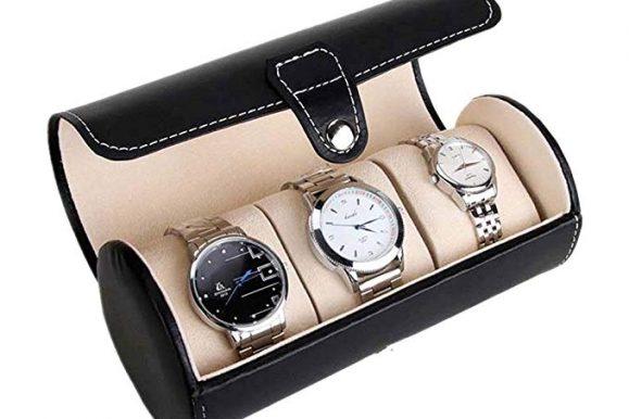 Segnatempo in viaggio, i migliori porta-orologi da mettere in valigia