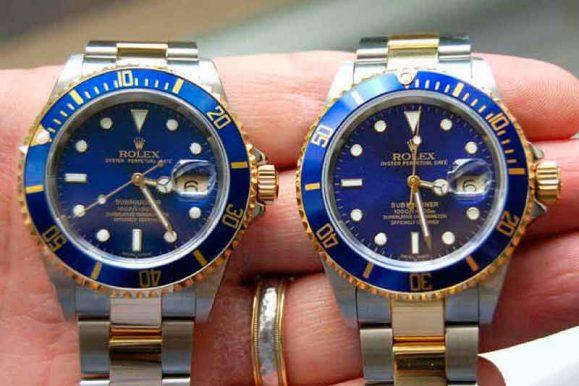 Orologi di marca, come riconoscerne un orologio falso da uno vero