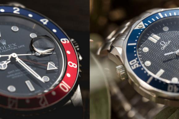 Rolex vs Omega: come scegliere l'orologio giusto