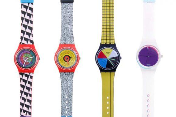 Orologi Swatch, una storia iniziata nel 1983