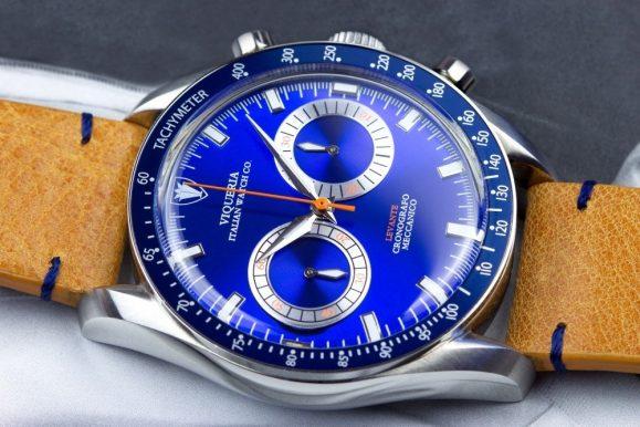 Viqueria, i nuovi orologi Made in Italy: per pochi, ma a un prezzo per tutti