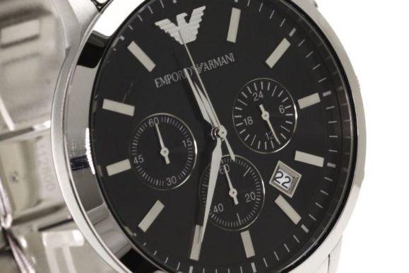 Orologio Emporio Armani AR2434: l'estetica e la classe prima di tutto