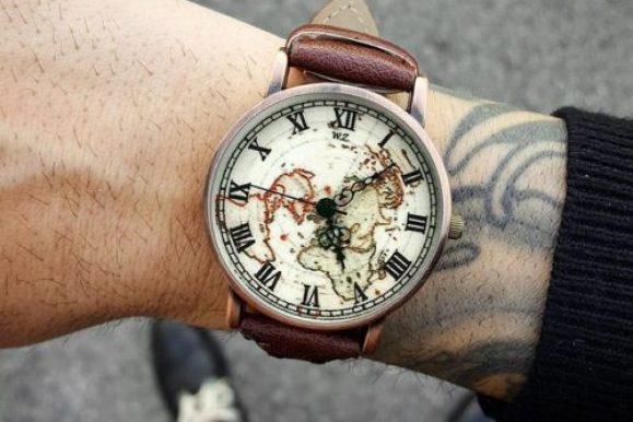Orologio Woodstock Mondo Vittoriano: classe e originalità a prezzo di saldo