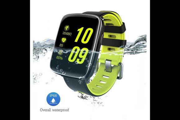 Smartwatch Yamay Ip68: mille funzioni in poche decine di euro